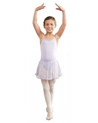 Capezio balletpak spaghettibandjes voor kinderen