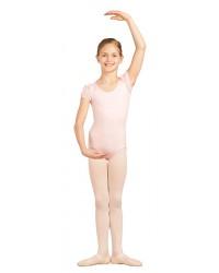 Capezio balletpak puff sleeve voor kinderen