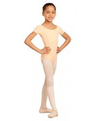 Capezio balletpak cap sleeve voor kinderen